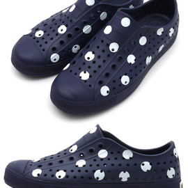 COMME des GARCONS x native - JEFFERSON POLKA DOT