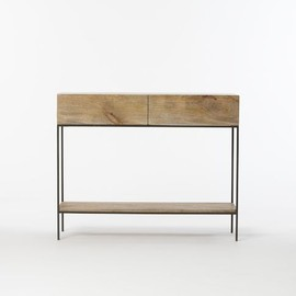 west elm - Rustic Storage Console