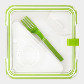Box Appetit Lunch Container Lime