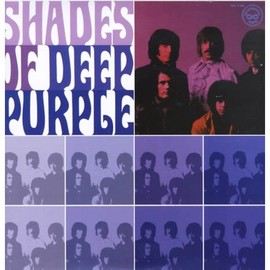 DEEP PURPLE, ディープ・パープル - SHADES OF DEEP PURPLE