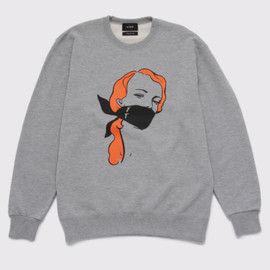 G.V.G.V. - 【G.V.G.V.】'MOUTH '' PRINT SWEAT【WEB限定】