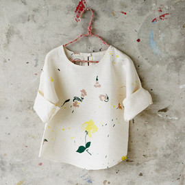 more & co - Wild, Natural, Free Kids' Smock