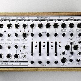 KOMA Elektronik - FIELD KIT – ELECTRO ACOUSTIC WORKSTATION