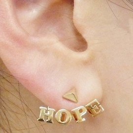 "ete - ■ete×一ツ山佳子 Collaborated Jewelry - Wrap colleltion - ""HOPE""■"