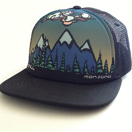 Chill Clothing Co. - Chill Montana Flatbill Trucker Hat