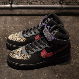 Nike - NIKE AIR FORCE I HIGH NG CMFT PREMIUM 「YEAR OF THE SNAKE COLLECTION」