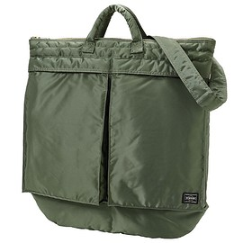 PORTER - 2WAY HELMET BAG