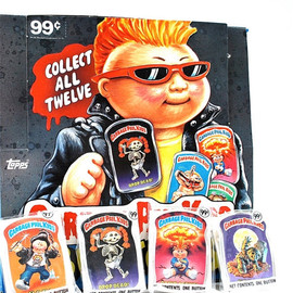 garbage pail kids - ON vente Garbage Pail Kids boutons Set de 12
