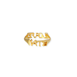 Chigo - LOVE & HATE RING