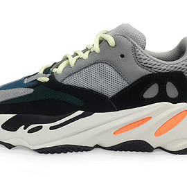 adidas - Yeezy Wave Runner 700 - Solid Grey/Chalk White/Core Black