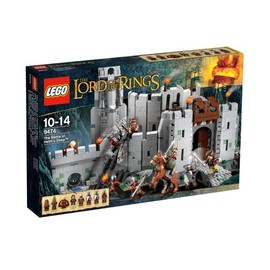 LEGO - The Lord of The Rings: The Battle of Helm's Deep (9474)