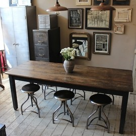 attic - French Farmhouse Table -