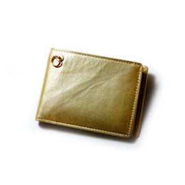 JAM HOME MADE - MEDIUM WALLET -GOLD-