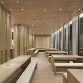 Leyk Wollenberg Architects - Restaurant Tour Total, Berlin