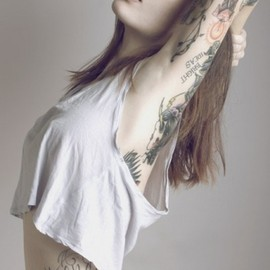 tatoo girl