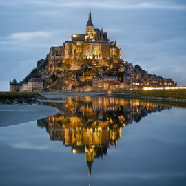 France. - Mont Saint Michel, France.