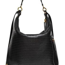 MARNI - PERFORATED NAPPA LEATHER BAG / BACKPACK