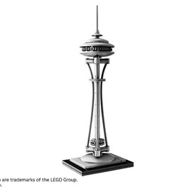 LEGO(R) Architecture - 21003 Seattle Space Needle