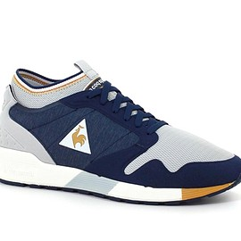 le coq sportif - OMICRON TECHLITE dress blue/harvest gold