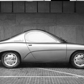 Renault - R8 Coupe (Ghia) 1964