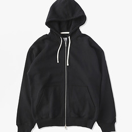REIGNING CHAMP for Ron Herman - Relaxed Full Zip Hoodie