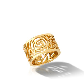 CHANEL - camellia  ring