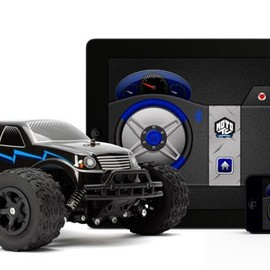 Griffin - MOTO TC App-controlled monster truck
