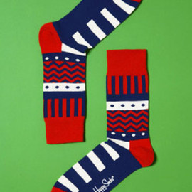Happy Socks - Multi Pattern