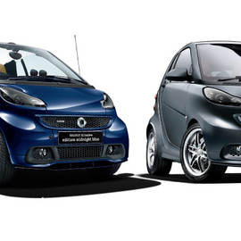 smart - smart fortwo coupé & cabrio BRABUS Xclusive edition tailor made