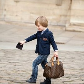 LOUIS VUITTON - little gentelman