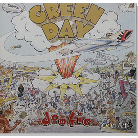 Green Day - GREEN DAY(LP 180g重量盤) DOOKIE