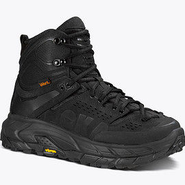 HOKA ONE ONE® - Tor Ultra HI WP - Black
