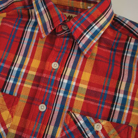COTTON FLANNEL SHIRTS