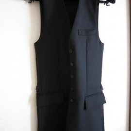 DIOR HOMME - 07A/W Long Gillet
