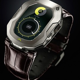URWERK - UR-105 HIS 'Horological Intelligence System'