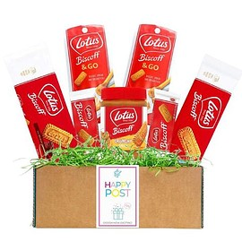 Lotus - Lotus Biscoff Gift Set Hamper Treat Box