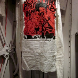 Boy London - Sid&Nancy Muslin