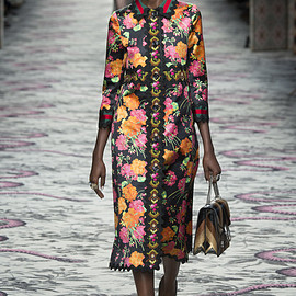 GUCCI - SS2016 Look63(Aamito Stacie Lagum)