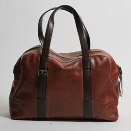 DRIES VAN NOTEN - BM10/751 Holdall Dark Brown