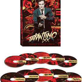 Quentin Tarantino - Tarantino XX: Celebrate 20 Years Of Filmmaking With The Ultimate Blu-ray Set