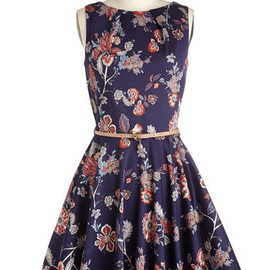 Modcloth - Luck Be a Lady Dress in Boho
