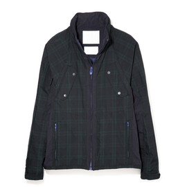 White Mountaineering - Shadow Check Practice Jacket