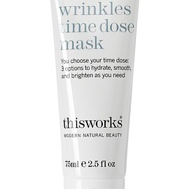 This Works - No Wrinkles Time Dose Mask, 75ml