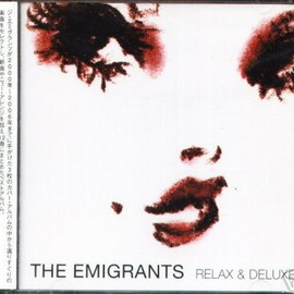 Various Artists - The Emigrants - Relax and Deluxe - Japan CD - NEW 12Tks
