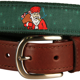 Belted Cox - St. Nick Leather Tab