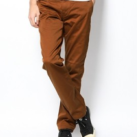 Paul Smith JEANS - Paul Smith JEANS TAPERED CHINO TROUSERS