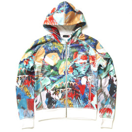 Levi's - Damien Hirst Cotton Zip-up Parka