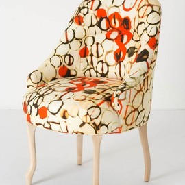 Anthropologie - Sirkler Pull-Up Chair