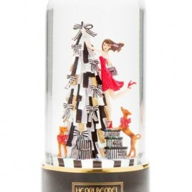 Henri Bendel - 2012 DECK THE HALLS SNOWGLOBE