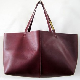 yucchino - OTONA eco-bag bordeaux